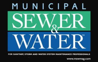 Municipal Sewer & Water logo