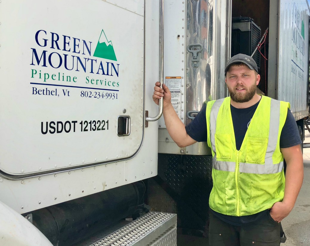 Caleb Chase - Green Mountain Pipeline Services