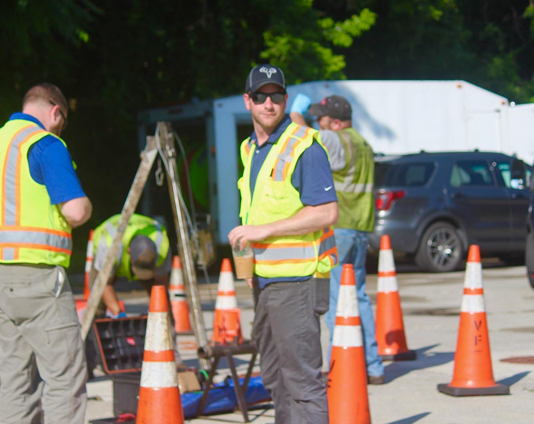 Green Mountain Pipeline Services Crew