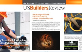 US Builders Review cover article