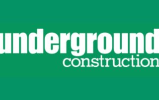 Underground Construction magazine logo